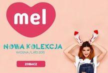Mel by Melissa - new collection 2015 / Nowa kolekcja butów Mel by Melissa,dostępna w sklepach Zebra i na http://zebra-buty.pl/obuwie/mel