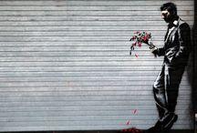 streetart >< flowers