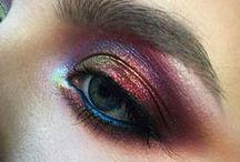 DF | S T A T E M E N T / More daring, unusual and statement make-up looks/inspiration