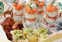 Party ideas and finger food