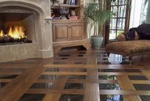 Flooring inside and outdoor