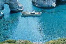 My greece( Milos-Folegandros-Kimolos)