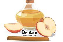 Apple cider-Lemon-Cinnamon