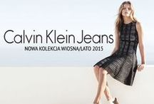 CALVIN KLEIN - new collection spring/summer 2015 / http://zebra-buty.pl/