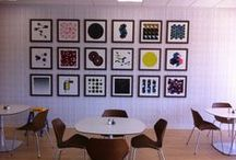 Beautify Your Workplace / Making your workplace more beautiful with great art!