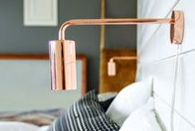 Interior Design - Copper / Dive into our collection of interior designs using a copper finish.