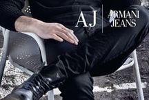 Armani Jeans Jesień/Zima 2015 / Giorgio Armani to imperium mody, znane na całym świecie. Ciężko znaleźć sektor, w którym Grupa Armani nie miała by swojego udziału: odzież damska i męska, obuwie, biżuteria, zegarki i perfumy – wszystkie produkty sygnowane marką Armani charakteryzują się niebanalną elegancją i najwyższą jakością. Buty Armani Jeans to nowa linia tego producenta, która kontynuuje tradycję wysokiej jakości i niepowtarzalnego designu sprawiającego, że każdy w tych butach poczuje się wyjątkowy i zauważony.