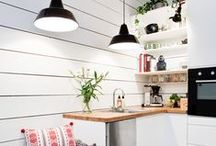 Scandinavian Interior Design / Scandinavian design is defined by its simplicity, minimalism and functionality. This board collates the best in Scandinavian lighting, tips and home design.