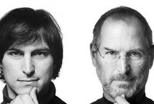 Steve Jobs & Apple / Steve Jobs and Apple / by Michelle 💚