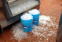Fun with Ice! / We can find you the best ice machine for your home or business, but we're not all about the sale. Ice can be fun too! These are some of our favorite from across the Pinterest world. / by Icemachines Plus