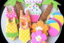 Summer Cookies / by Ellicookies