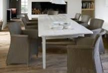 Tafels / Eetkamertafels, salontafel , sidetables  urban design industrial vintage retro classic sjabby chique