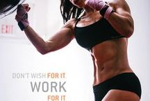 Fitness Motivation and Workouts