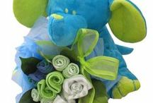 Baby Gifts and Hampers / A selection of our non personalised baby gifts and hampers
