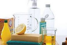 Organic Home Cleaning Tips