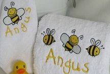 Personalised Baby Gift Hampers / Baby gifts are a representation of care and love, so should always be of the highest standard. Personalised baby gifts make them extra special.