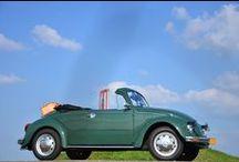 Auto - Volkswagen Kever (Beetle, Bug) / by Rene de Groot (¤\_!_/¤)