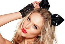 CANDICE SWANEPOEL / VS Angel and Style/makeup Icon, this board brings you all things Candice