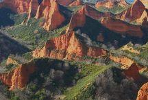 Paisajes y naturaleza / imágenes de los paisajes de Castilla y León, cuya naturaleza posee gran belleza y diversidad