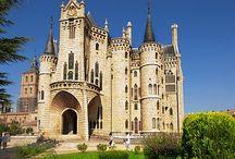 Edificios singulares de Castilla y León / Imágenes de edificios y construcciones singulares de Castilla y León