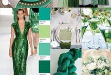 Emerald Lovers Wedding / The perfect emerald touch for your wedding