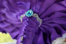 Purple Wedding Dream