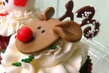 CHRISTMAS BAKING / what would Christmas be without some yummy sugary treats!