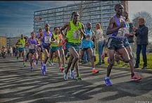 Marathon Rotterdam 2015 / De Rotterdamse marathon 12-04-2015