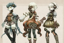 We Are Building Steam / Everything devoted to steampunk - ask me if you want to join! =)