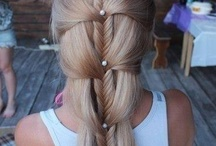 Hairstyles / by Shelly Windstorm