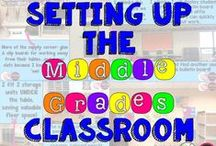 Classroom Organization- Brainy Apples / We can all use a little more organization in our lives.