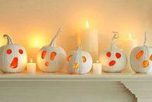 Decoración Halloween / Ideas para crear un ambiente monstruoso para #halloween.