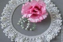 Мои работы - украшения. / Авторские украшения ручной работы из бисера, бусин и натуральных камней