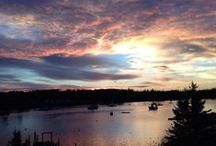 Island Dawns / Can't resist these dawn shots from the deck! / by Steve Thomas