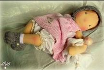 puppen - waldorf dolls / dolls, softies and waldorf inspired