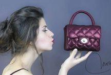 Moroni Bags / Anna Moroni Bags - handmade in Italy