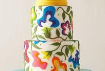 Sugarpaste cakes / Sugarpaste cakes