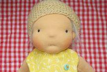 daskleinekRa dolls / my waldorf inspired dolls from berlin