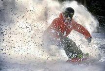 Snowboarding  ❄⛄