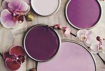 COLOR EVERYWHERE / It's no secret I adore color!