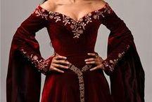 Wear_ d1_ Medieval dress