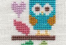 Embroidery & Cross Stitch / Stitches