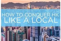 Abroad in Hong Kong / Pins on clothing options, travel tips and so on so forth ;)