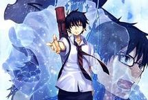 | Ao No Exorcist | / Blue Exorcist