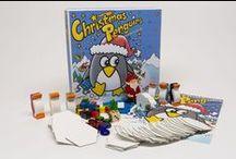 Christmas themed board games / Board games made on the theme of Christmas. Ho ho ho!
