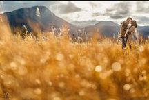Engaged / Engagement Sessions within the Beautiful Canadian Rockies. Jody Goodwin Photography.