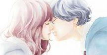 | Ao Haru Ride | Koe no Katachi |
