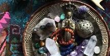 ✨✨ Om ✨✨ / Crystals and Chrakas and Stones, Oh My!