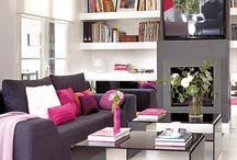 Living Room / by Burghard Höhn