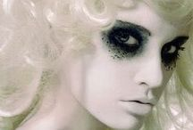 Character makeup <3 / by Natalie Santoro